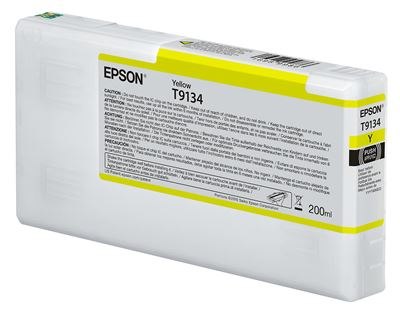 Picture of EPSON UltraChrome HDX Ink for P5000 - Yellow (200 mL)
