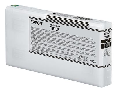 Picture of EPSON UltraChrome HDX Ink for P5000 - Matte Black (200 mL)
