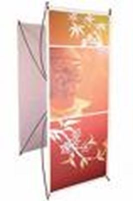 Picture of LexJet Spring 3 Banner Stand 27.5in