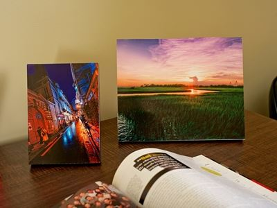 Picture of Sunset Professional Photo Panels- 5in x 7in