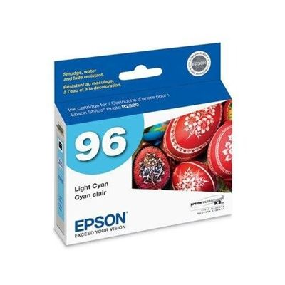Picture of EPSON Stylus Photo R2880 Light Cyan Ink Cartridge