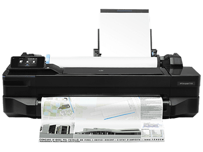 Picture of HP DesignJet T120 24-in ePrinter