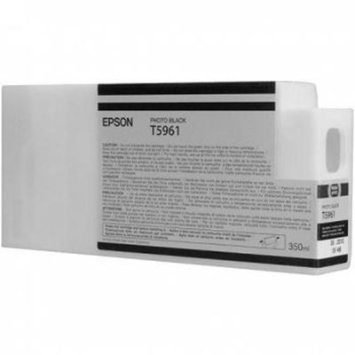 Picture of EPSON 7700/7890/7900/9700/9890/9900 Photo Black UltraChrome HDR Ink - 350 mL