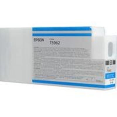 Picture of EPSON 7700/7890/7900/9700/9890/9900 Cyan UltraChrome HDR Ink- 350 mL