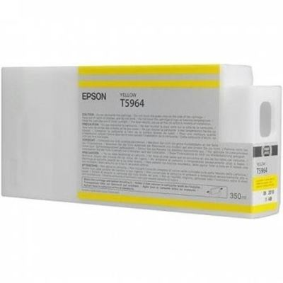Picture of EPSON 7700/7890/7900/9700/9890/9900 Yellow UltraChrome HDR Ink- 350 mL