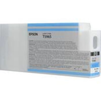 Picture of EPSON 7890/7900/9890/9900 Lt Cyan UltraChrome HDR Ink- 350 mL