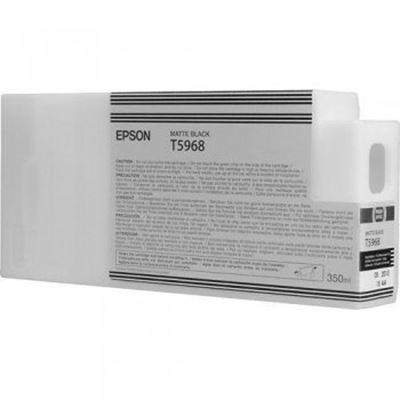 Picture of EPSON 7700/7890/7900/9700/9890/9900 Matte Black UltraChrome HDR Ink- 350 mL