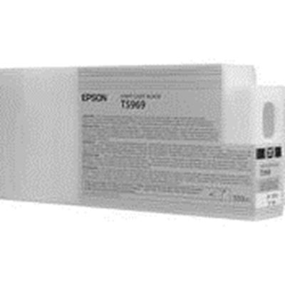 Picture of EPSON 7890/7900/9890/9900 Lt Lt Black UltraChrome HDR Ink- 350 mL