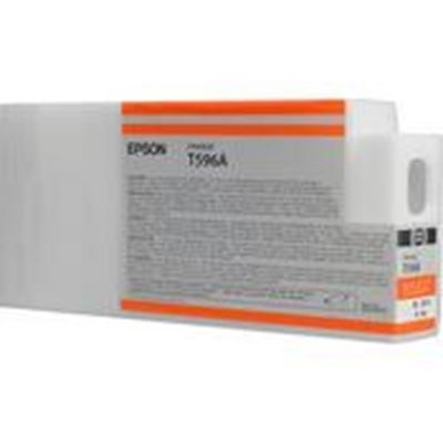 Picture of EPSON 7900/9900 Orange UltraChrome HDR Ink Cartridge - 350 mL