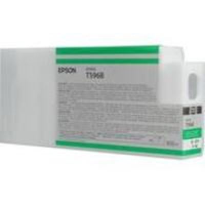 Picture of EPSON 7900/9900 Green UltraChrome HDR Ink Cartridge - 350 mL