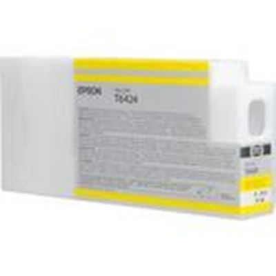 Picture of EPSON 7700/7890/7900/9700/9890/9900 Yellow UltraChrome HDR Ink - 150 mL