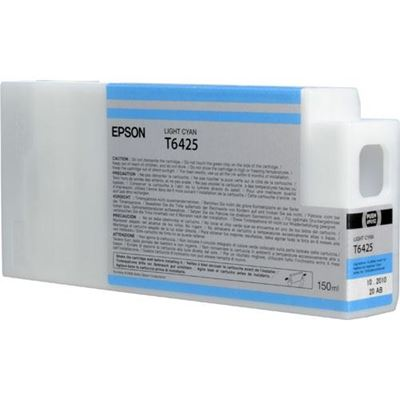 Picture of EPSON 7890/7900/9890/9900 Lt Cyan UltraChrome HDR Ink - 150 mL