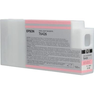 Picture of EPSON 7890/7900/9890/9900 Vivid Lt Magenta UltraChrome HDR Ink- 150 mL