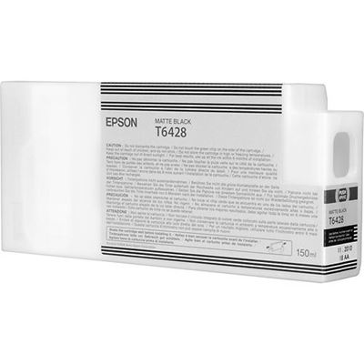 Picture of EPSON 7700/7890/7900/9700/9890/9900 Matte Black UltraChrome HDR Ink - 150 mL