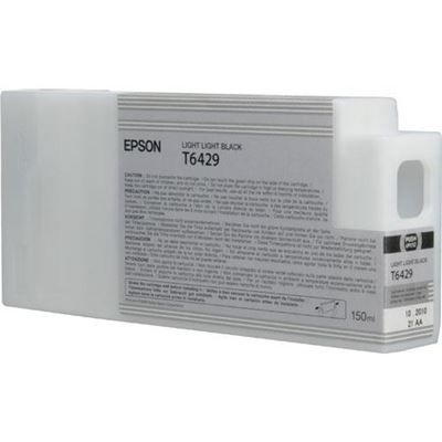 Picture of EPSON 7890/7900/9890/9900 Lt Lt Black UltraChrome HDR Ink - 150 mL