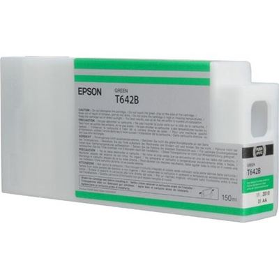 Picture of EPSON 7900/9900 Green UltraChrome HDR Ink Cartridge - 150 mL