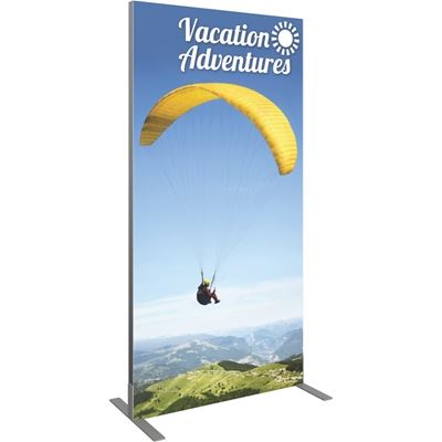 Picture of LexJet Vector Fabric Frame Banner - Rectangle- 36.3in x 71.12in