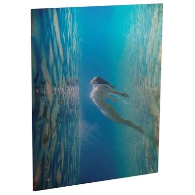 Picture of ChromaLuxe Aluminum Photo Panels Clear Gloss - 5in x 7in (10-Panels)