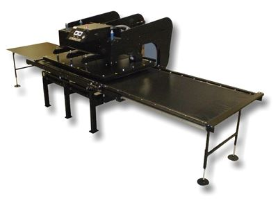 Picture of Geo Knight Maxi Press 44in x 64in Air Top and Bottom