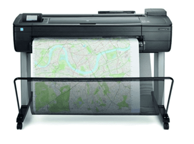 Picture of HP DesignJet T730 Printer