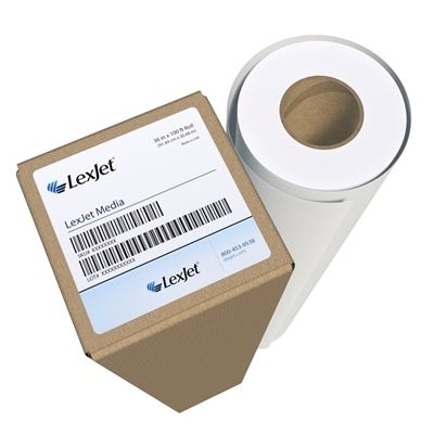 Picture of LexJet Satin Poster Paper 200g- 60in x 200ft