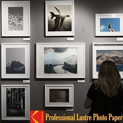 Picture of KODAK PROFESSIONAL Inkjet Photo Paper, Lustre / 255g