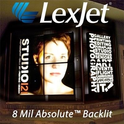 Picture of LexJet 8 Mil Absolute™ Backlit