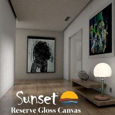 Picture of Sunset Reserve Gloss Canvas