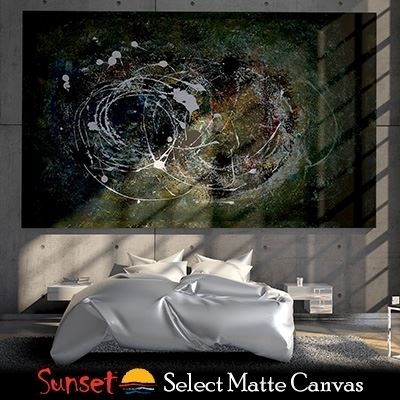 Picture of Sunset Select Matte Canvas