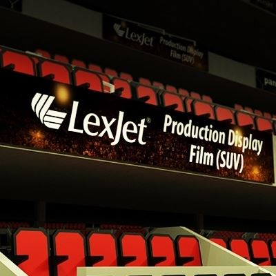 Picture of LexJet Production Display Film SUV