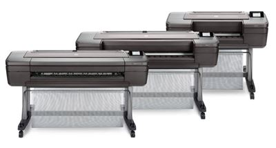Picture of HP DesignJet Z6 PostScript Printer