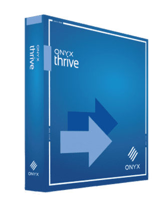Picture of Onyx PosterShop Conv to Thrive 862- 6.x Users