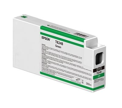 Picture of EPSON UltraChrome HDX Ink Cartridge for P7000 and P9000 - Green (350 mL)