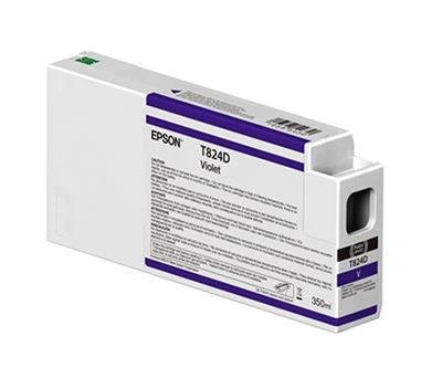 Picture of EPSON UltraChrome HDX Ink Cartridge for P7000 and P9000 - Violet (350 mL)