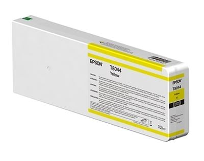 Picture of EPSON UltraChrome HD Ink Cartridge for P6000, P7000, P8000, and P9000 - Yellow (700 mL)