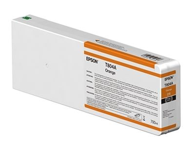 Picture of EPSON UltraChrome HDX Ink Cartridge for P7000 and P9000 - Orange (700 mL)
