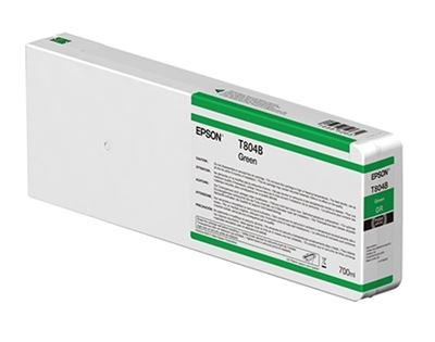 Picture of EPSON UltraChrome HDX Ink Cartridge for P7000 and P9000 - Green (700 mL)