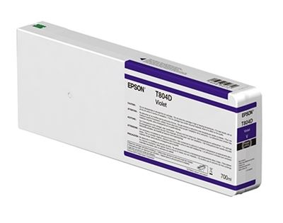 Picture of EPSON UltraChrome HDX Ink Cartridge for P7000 and P9000 - Violet (700 mL)