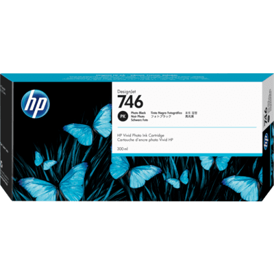 Picture of HP 746 Ink Cartridges for DesignJet Z6/Z9+