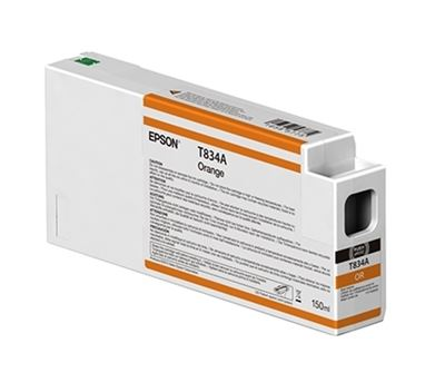 Picture of EPSON UltraChrome HDX Ink Cartridge for P7000 and P9000 - Orange (150 mL)