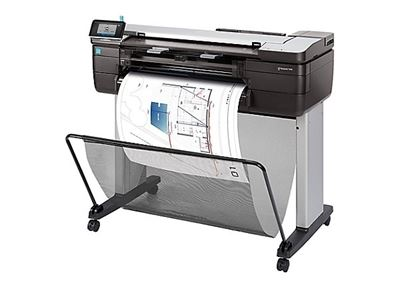Picture of HP DesignJet T830 24in Multifunction Printer