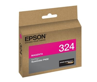 Picture of EPSON Ultrachrome HG2 Ink for SureColor Photo P400 Printer - Magenta (14 ml)