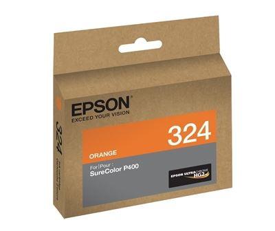 Picture of EPSON Ultrachrome HG2 Ink for SureColor Photo P400 Printer - Orange (14 ml)