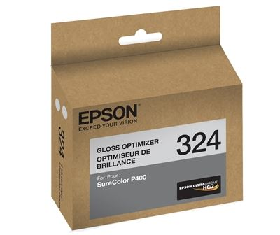Picture of EPSON Ultrachrome HG2 Ink for SureColor Photo P400 Printer - Gloss Optimizer (14 ml)