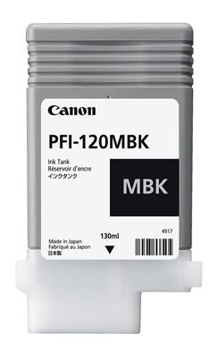 Picture of Canon imagePROGRAF TM-Series Ink - Matte Black (130  mL)