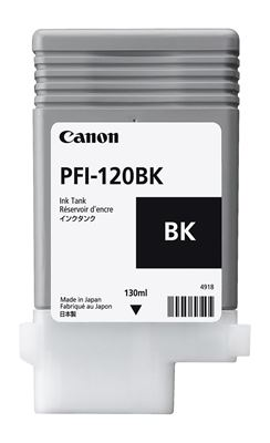 Picture of Canon imagePROGRAF TM-Series Ink - Black (130 mL)