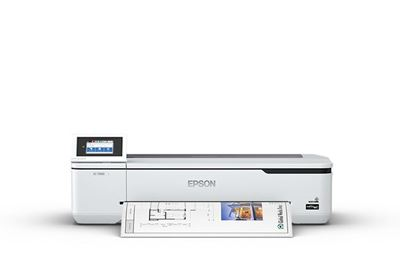 Picture of EPSON SureColor T3170 Printer - Single Roll Printer - 24in