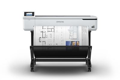 Picture of EPSON SureColor T5170 Single Roll Printer - 36in