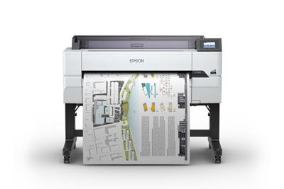 Picture of EPSON SureColor T5470 Single Roll Printer - 36in