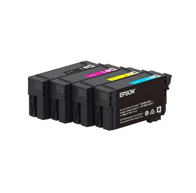 Picture of EPSON UltraChrome XD2 Ink Cartridge for SureColor T2170, T3170 and T5170 (50/26 mL)